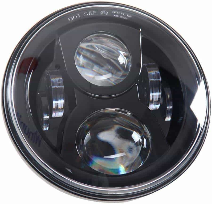 LED_Headlight_For_Harley_Davidson_Motorcycle_Projector