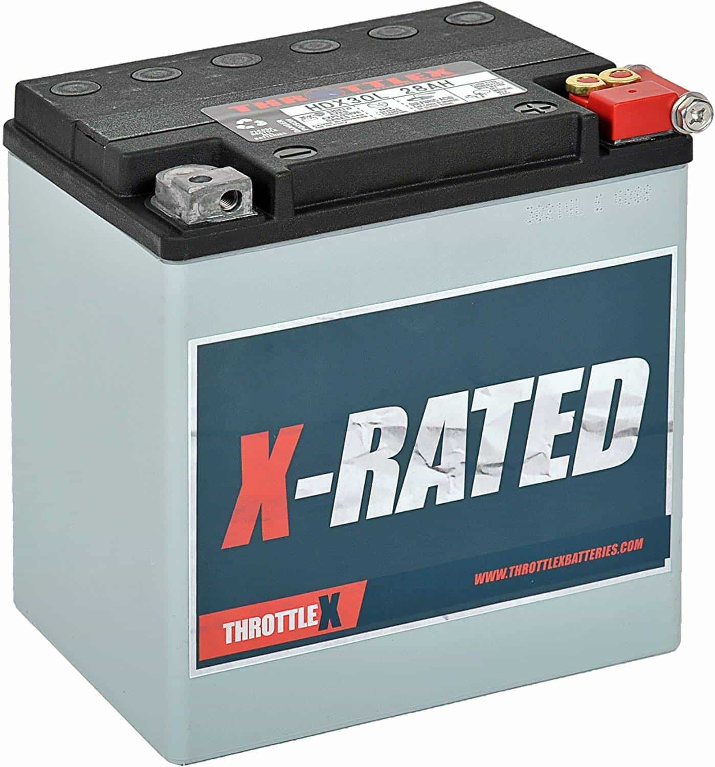 THROTTLEX_HDX30L_Harley_Davidson_Replacement_Motorcycle_Battery