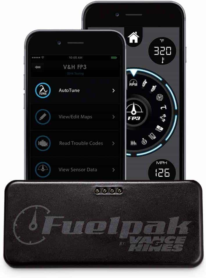 Vance_and_Hines_FP3_Fuelpak_66007_Autotuner_for_Select_2007_13_Harley_Davidson_Models