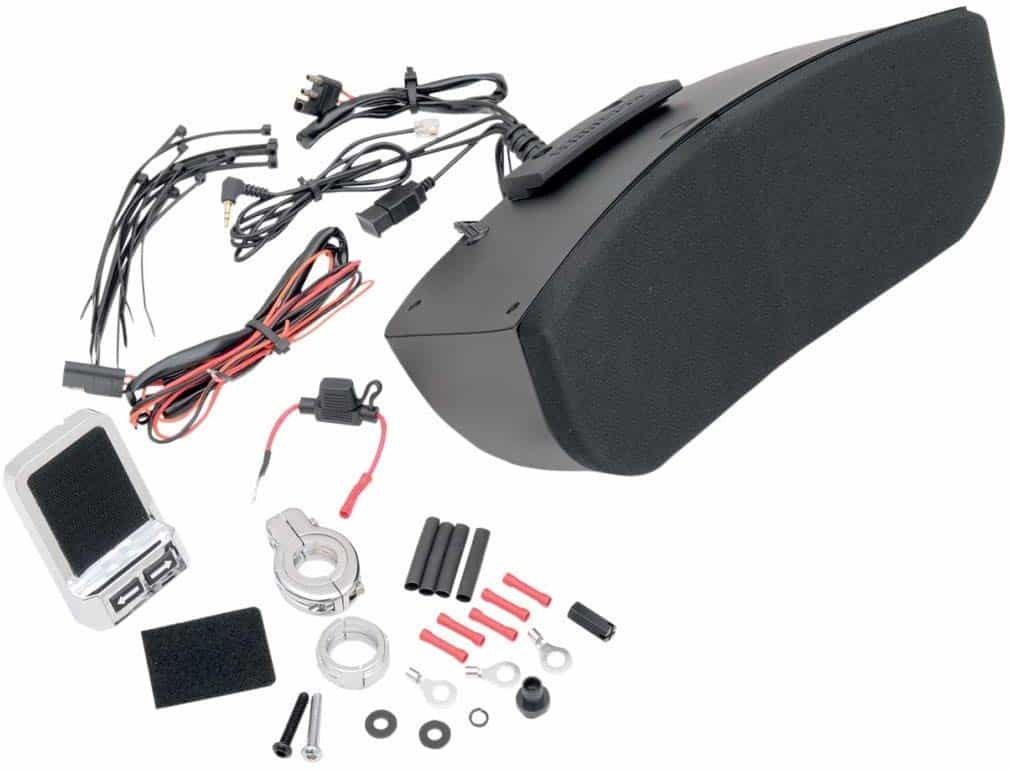 Hogtunes_Speaker_System_Kit_for_Memphis_Shades_Batwing_Fairings