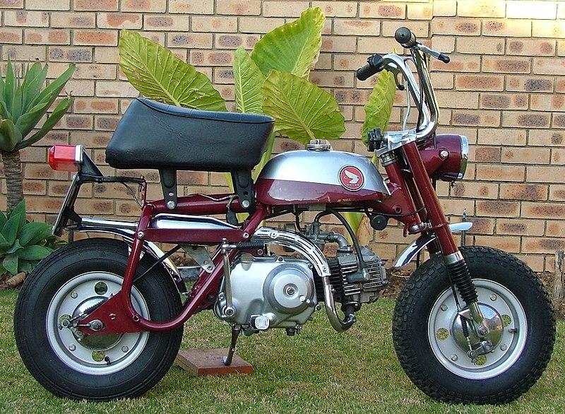first-Monkey-Bike-in-usa