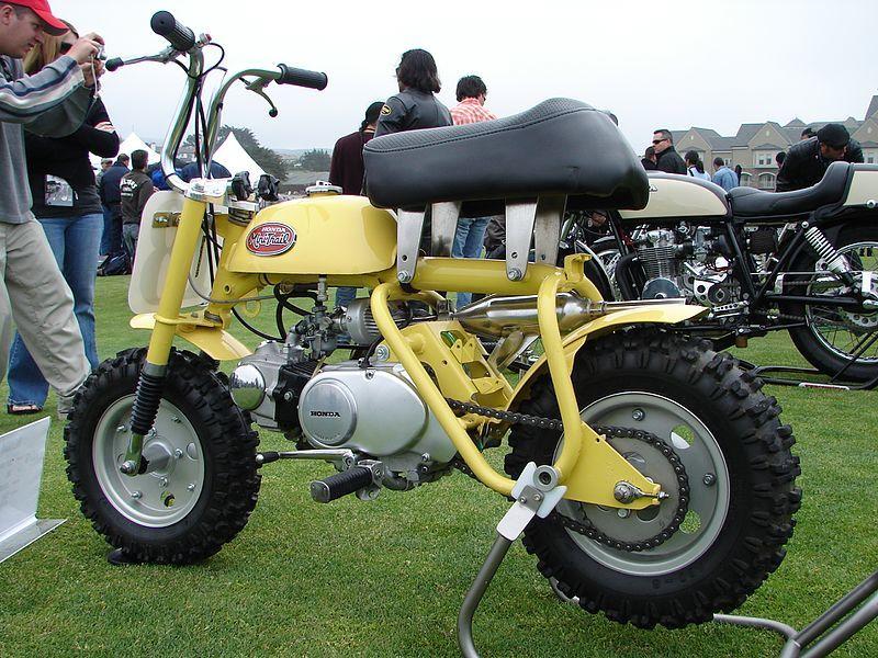 first-Monkey-Bike