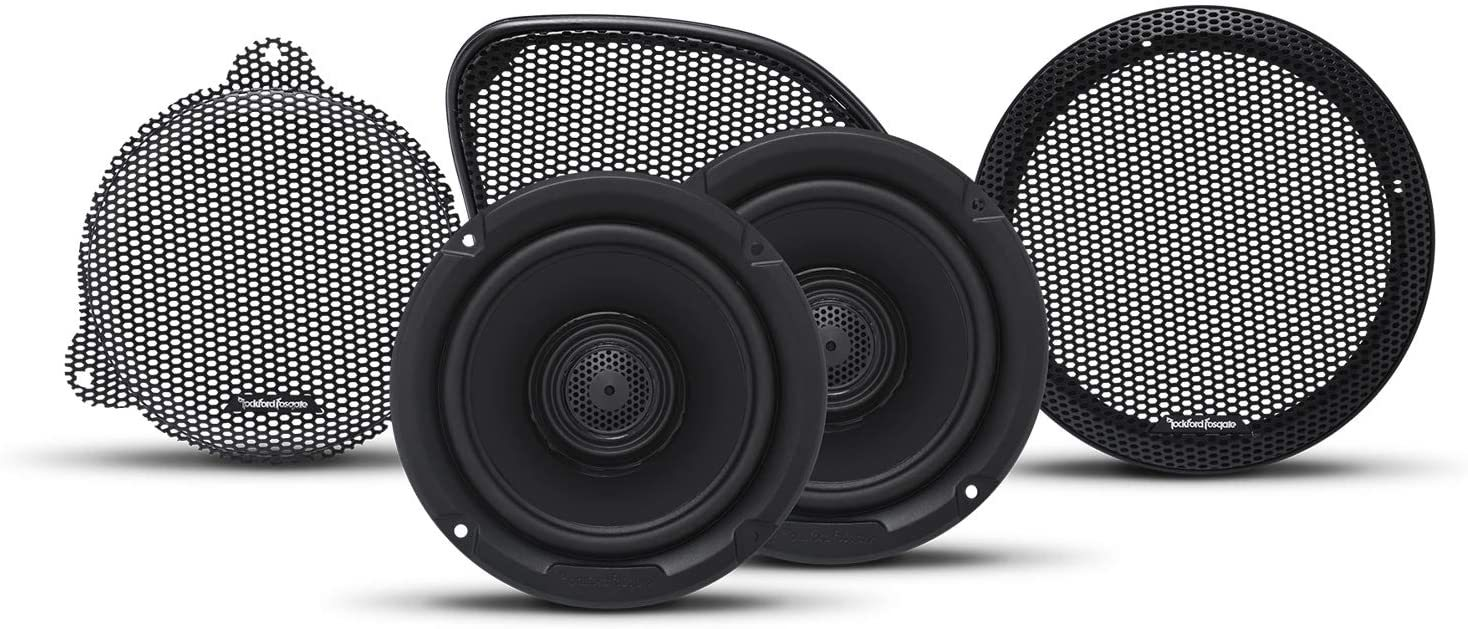 Rockford Fosgate TMS65 Power Speakers