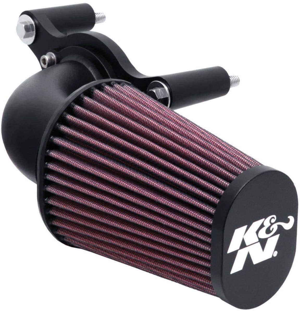 K&N 63-1125 Harley Davidson Performance Intake Kit