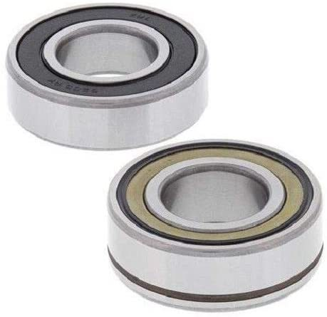 BossBearing ABS Front Wheel Bearings Kit