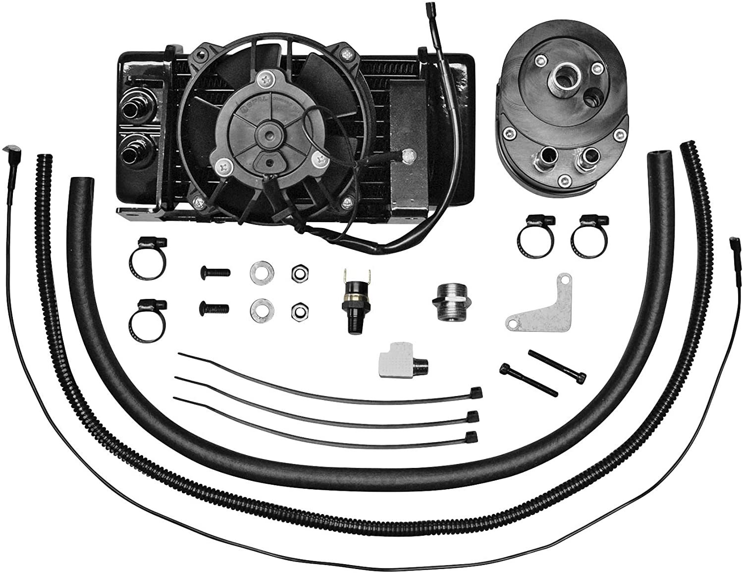 Jagg-Oil-Coolers-Horizontal-Low-Mount-10-Row-Fan-Assisted-Oil-Cooler-Kit
