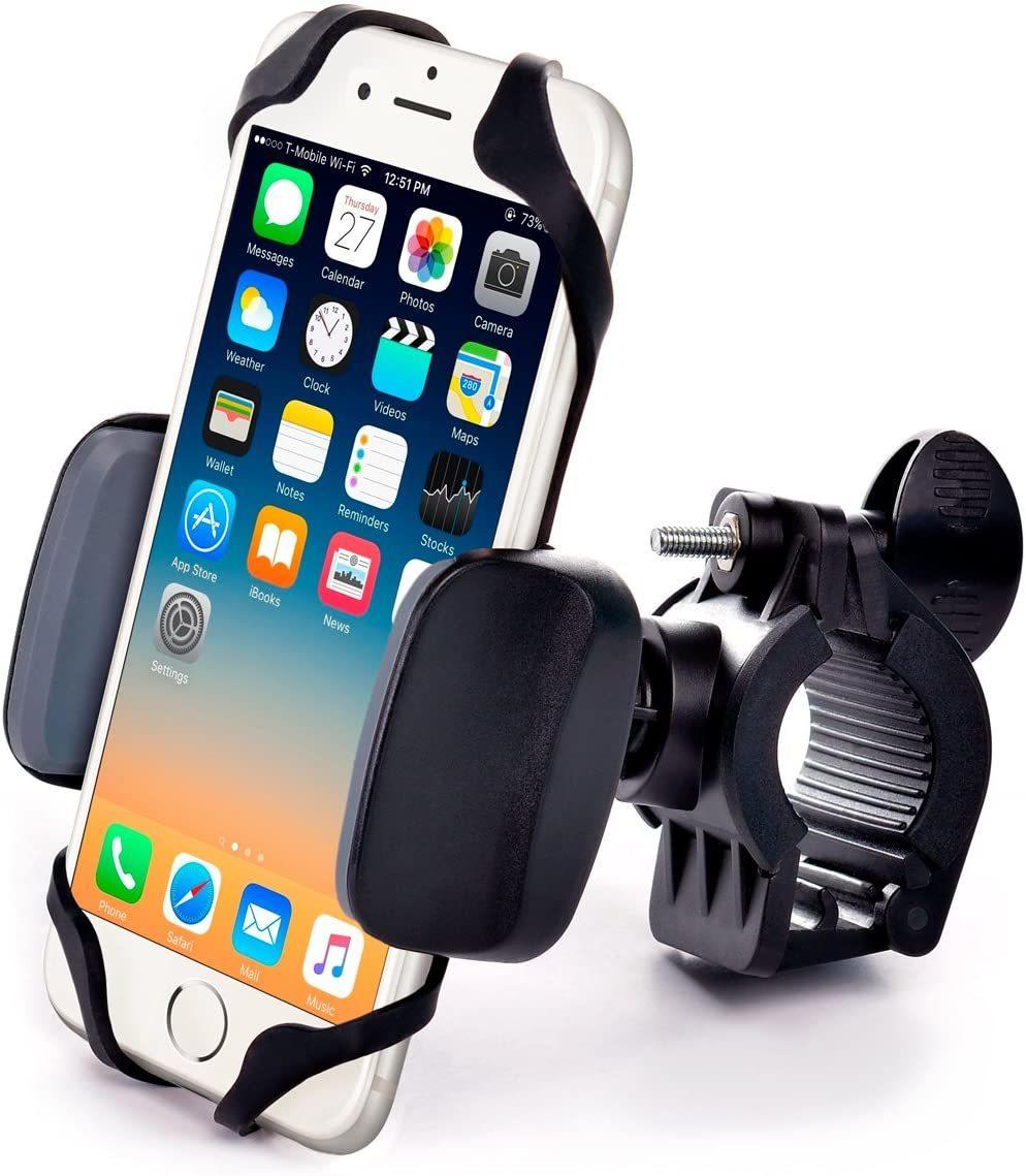 Metal-Bike-&-Motorcycle-Phone-Mount