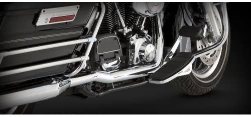 Vance-&-Hines-16799-Chrome-Dresser-Duals-Head-Pipes-for-Harley-Davidson-Touring-1995-08